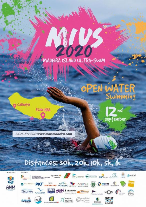 MIUS - Madeira Island Ultra-Swim